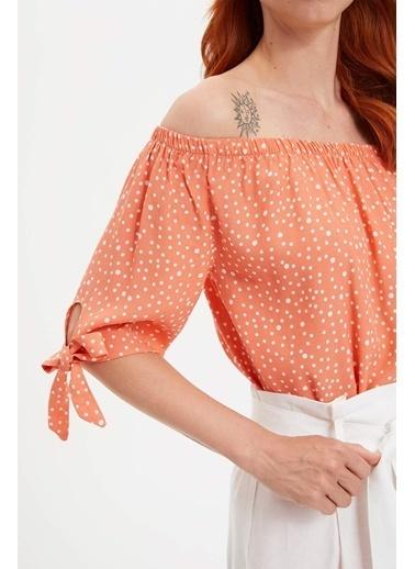 DeFacto Bluz Oranj